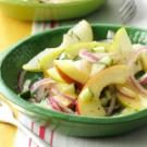 Fresh Apple & Pear Salad