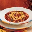 Black Bean Sausage Chili