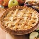 Apple Walnut Pie