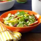 Fresh Pear & Romaine Salad