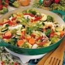 Colorful Vegetable Medley Side Dish