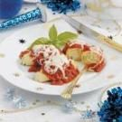 Chickpea-Stuffed Shells