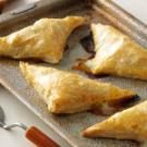 Pear, Ham & Cheese Pastry Pockets