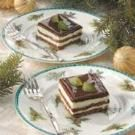 Chocolate Mint Eclair Dessert