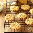 Carrot Cake Shortbread