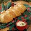Sesame Onion Braid