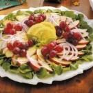 Winter Fruit and Watercress Salad