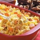 Hearty Chicken Noodle Casserole