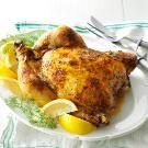 Slow-Roasted Lemon Dill Chicken