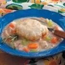 Turkey Dumpling Stew