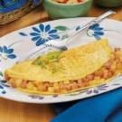 Hearty Ham and Potato Omelet
