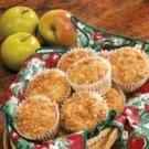 Raisin Apple Muffins