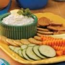 Cream Cheese Clam Dip