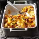 Loaded Twice-Baked Potato Casserole