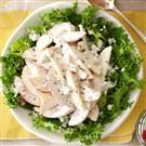 Apple-Gorgonzola Endive Salad