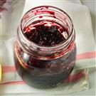 Honey Blueberry Cobbler Jam
