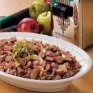 Meaty Apple Skillet
