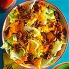 Easy Ground Beef Taco Salad