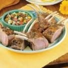Lamb with Mint Salsa