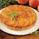 Makeover Peach Upside-Down Cake