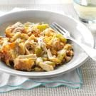 Chicken Corn Bread Casserole