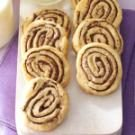 Peanut Chocolate Whirls