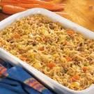 Beef and Corn Casserole