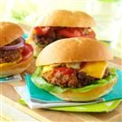 Oven-Baked Burgers