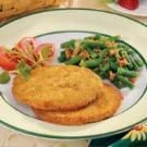 Breaded Turkey Slices