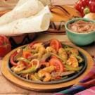 Hearty Fajitas