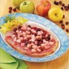Cran-Apple Ham Slice