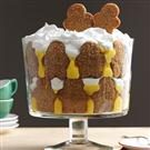 Christmas Gingerbread Trifle