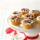 Orange-Cranberry Nut Tarts