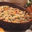 Tuna in the Straw Casserole