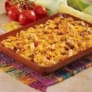 Meatless Chili Bake