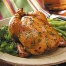 Grilled Cornish Hens