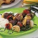 Summer Steak Kabobs