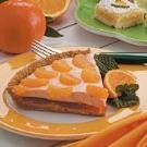 Mandarin Orange Cream Pie