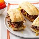 Family-Favorite Italian Beef Sandwiches