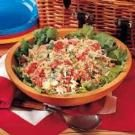 Vegetable Cheese Salad