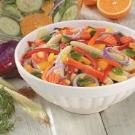 Simple Marinated Vegetables