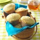 Ginger & Lemon Muffins