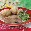 Round Steak with Dumplings