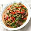Spicy Beef & Pepper Stir-Fry