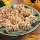 Sunflower Popcorn Bars