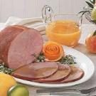 Ham with Citrus Sauce
