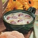 Hearty Cabbage-Sausage Soup