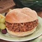 Cabbage Sloppy Joes