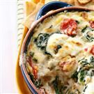 Pop & Cook's Santa Fe Spinach Dip