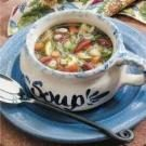 Kidney Bean Vegetable Soup